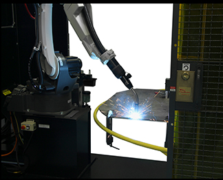 Robotic application with canvas